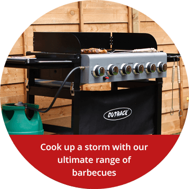 Cook up a storm with our ultimate range of barbecues