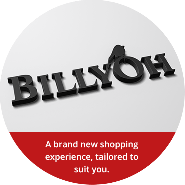 A brand new shopping experience, tailored to suit you.