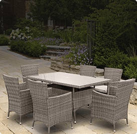 Garden Furniture Rattan Outdoor Patio Garden Buildings Direct