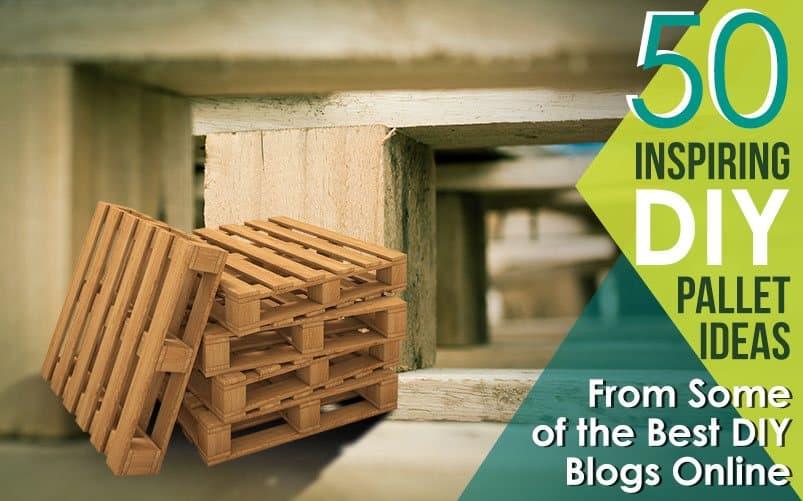 50 Inspiring DIY Pallet Ideas | BillyOh