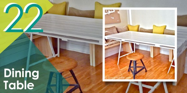 22 50 Inspiring DIY Pallet Ideas