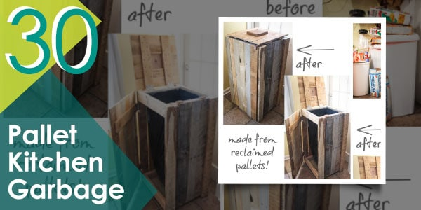 30 50 Inspiring DIY Pallet Ideas