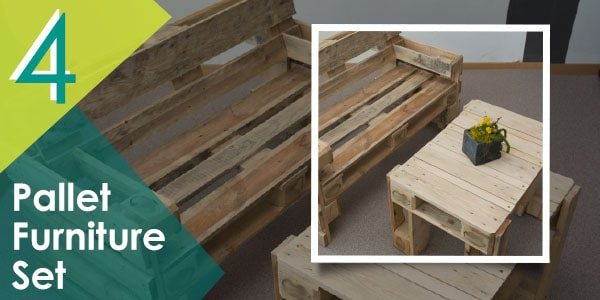 4 50 Inspiring DIY Pallet Ideas