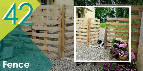 42 50 Inspiring DIY Pallet Ideas