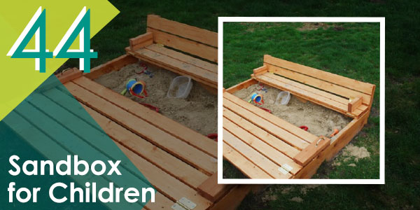 Sandbox for Children