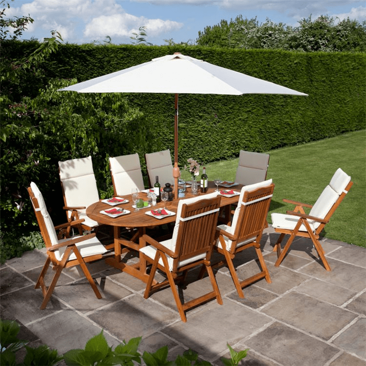 Looking For Furniture: Choosing The Best Wooden Garden Furniture And How To Keep