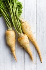 regrow parsnips