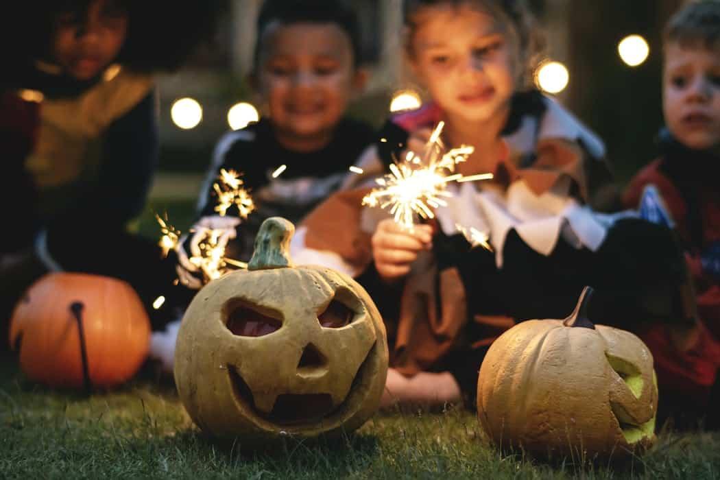Halloweens spooky history