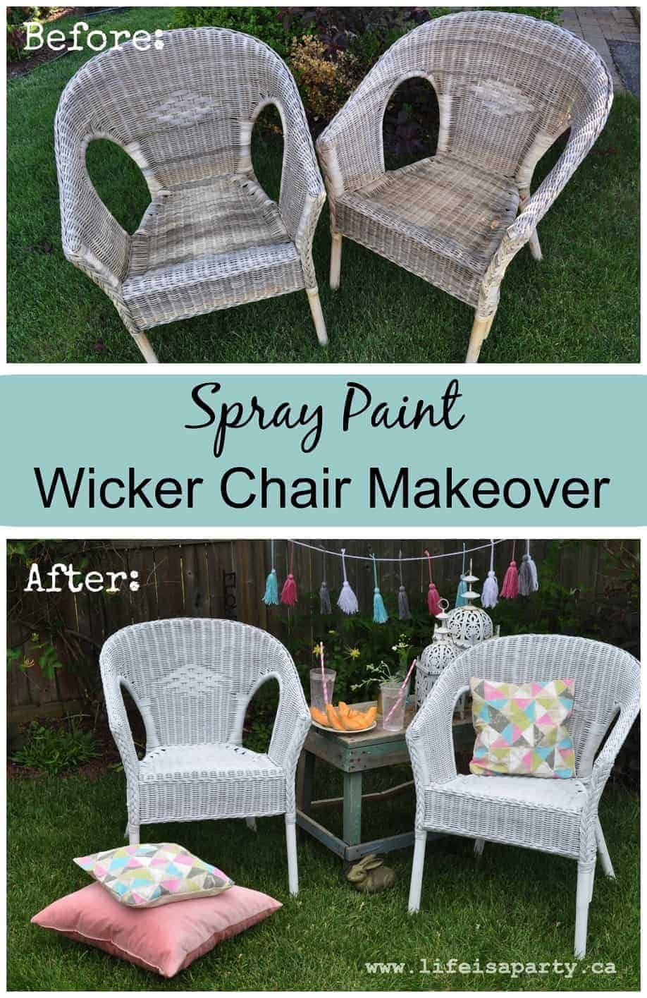 6 DIY Home and Garden Interior Spray Paint Ideas