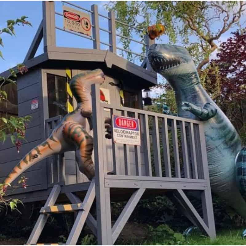 best-wooden-playhouse-2-dinosaur-themed