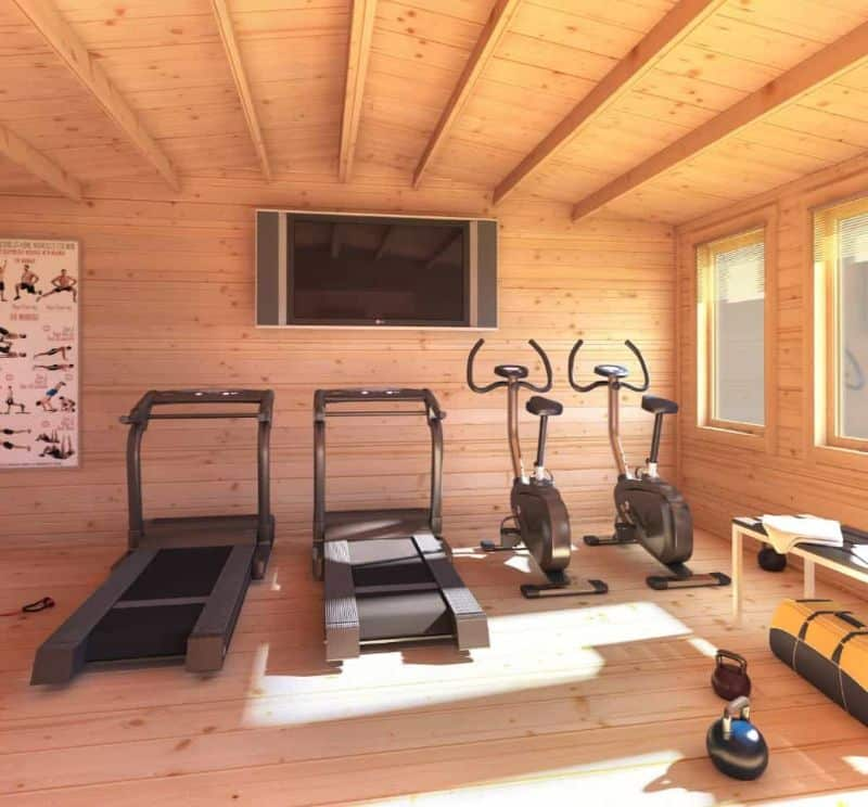 ways-to-turn-your-log-cabin-into-a-home-gym-5-buy-the-right-equipment-billyoh