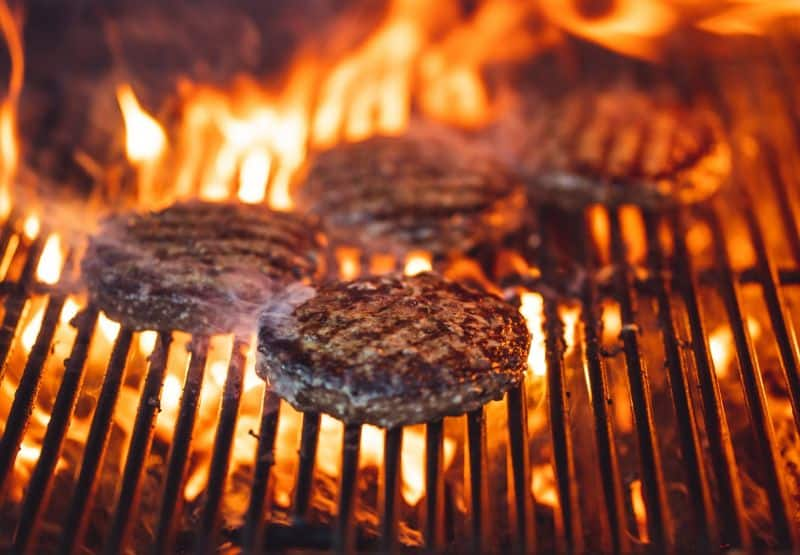 Does a gas or charcoal BBQ taste better?