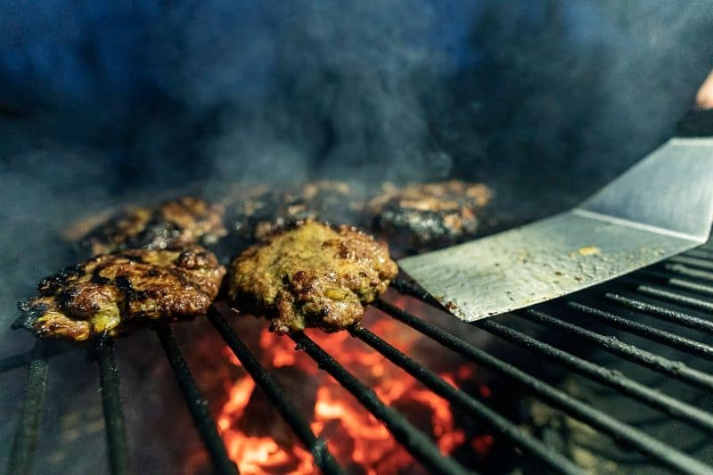 Charcoal Barbecues
