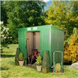 6x4 Sutton Metal Pent Shed