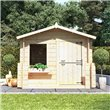 19mm Junior Log Cabin W2.0m x D2.0m