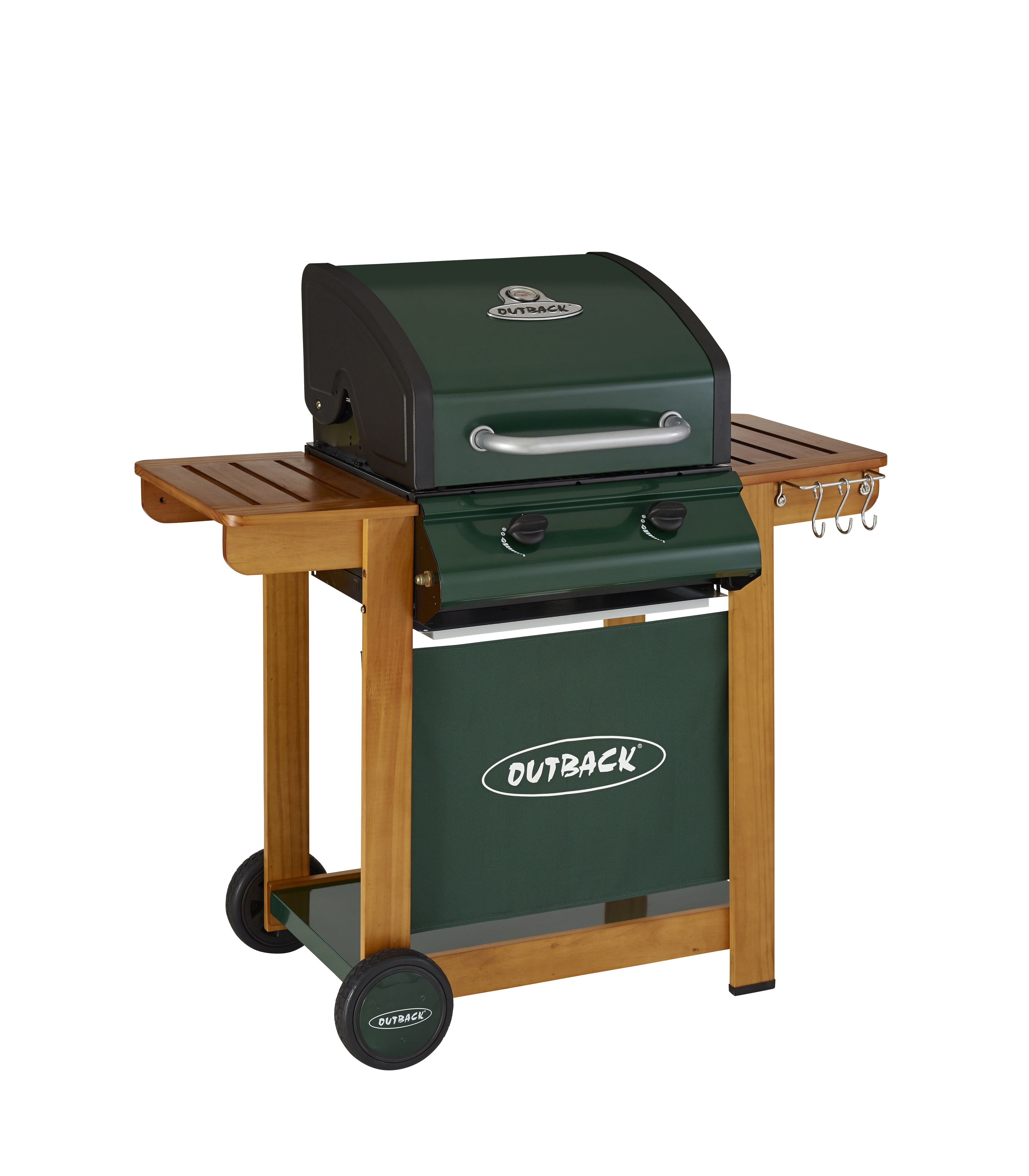 Image of Outback Trooper 2 Burner Gas Barbecue