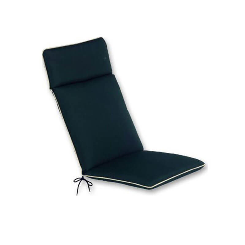 1 x Recliner Cushion - Black