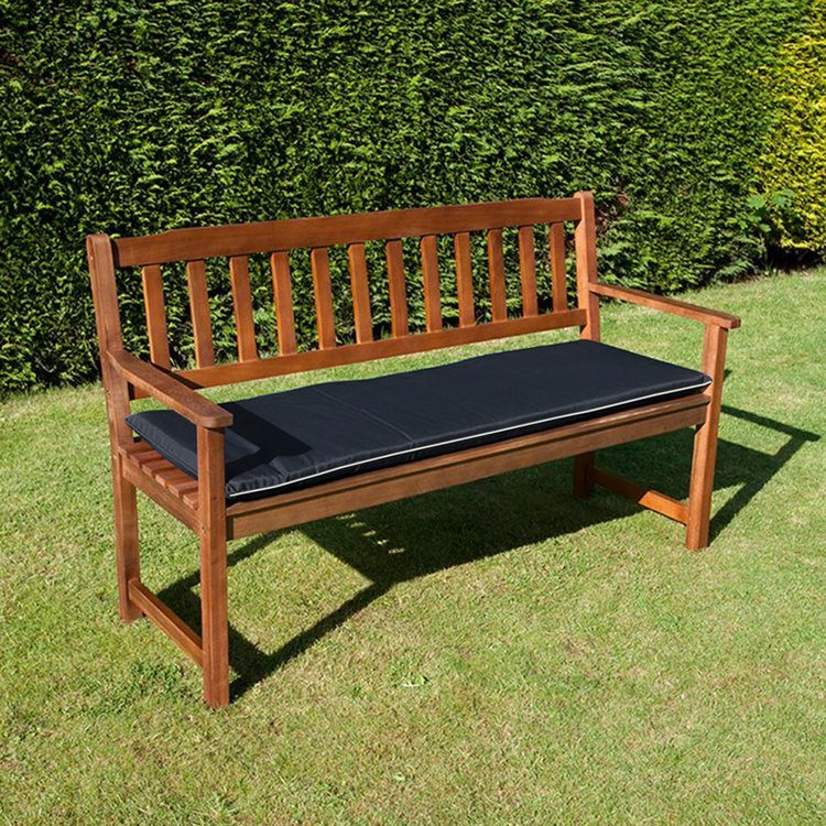 Cc 3 Seat Garden Bench Cushion