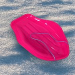 Mad Dash Childrens Stingray Toboggan Sledge
