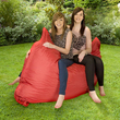 Norfolk Leisure Xpandacush Giant Bean Bag - Red