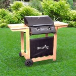 BillyOh Imperial Hooded Gas BBQ - 2 or 6 Burner with Hose & Regulator