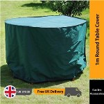 BillyOh Premium PVC Round Table Set Cover