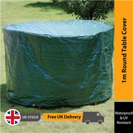 BillyOh Deluxe PE Round Table Set Cover