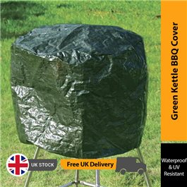BillyOh Deluxe PE Kettle BBQ Cover