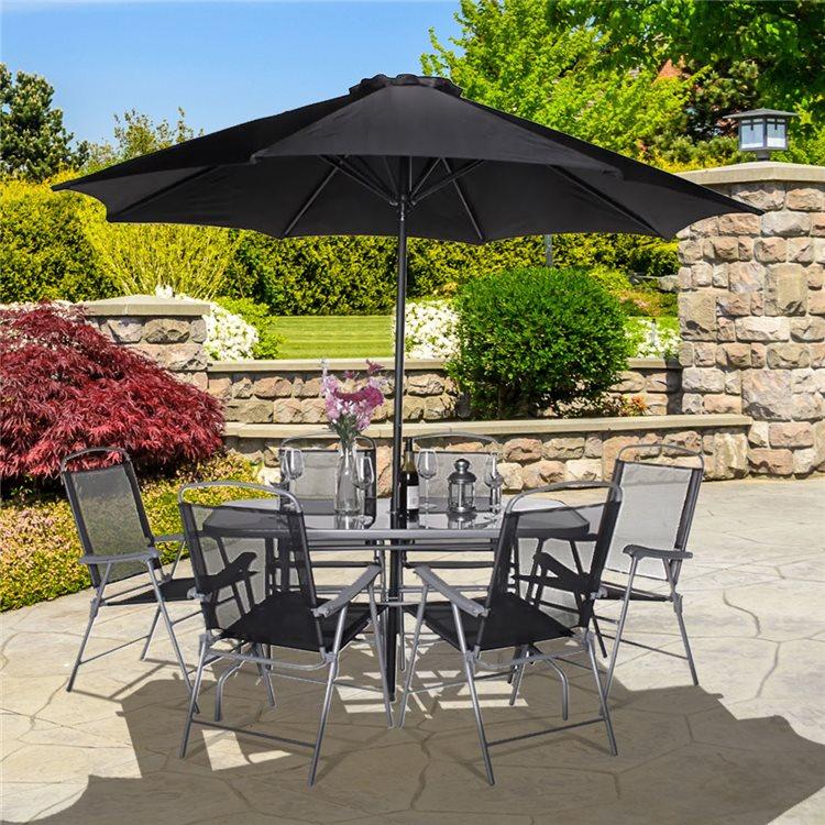 Garden Furniture Homebase andorra garden furniture 6 seater - container gardening ideas