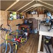 BillyOh 300 10x6 Shed with optional tongue and groove floor