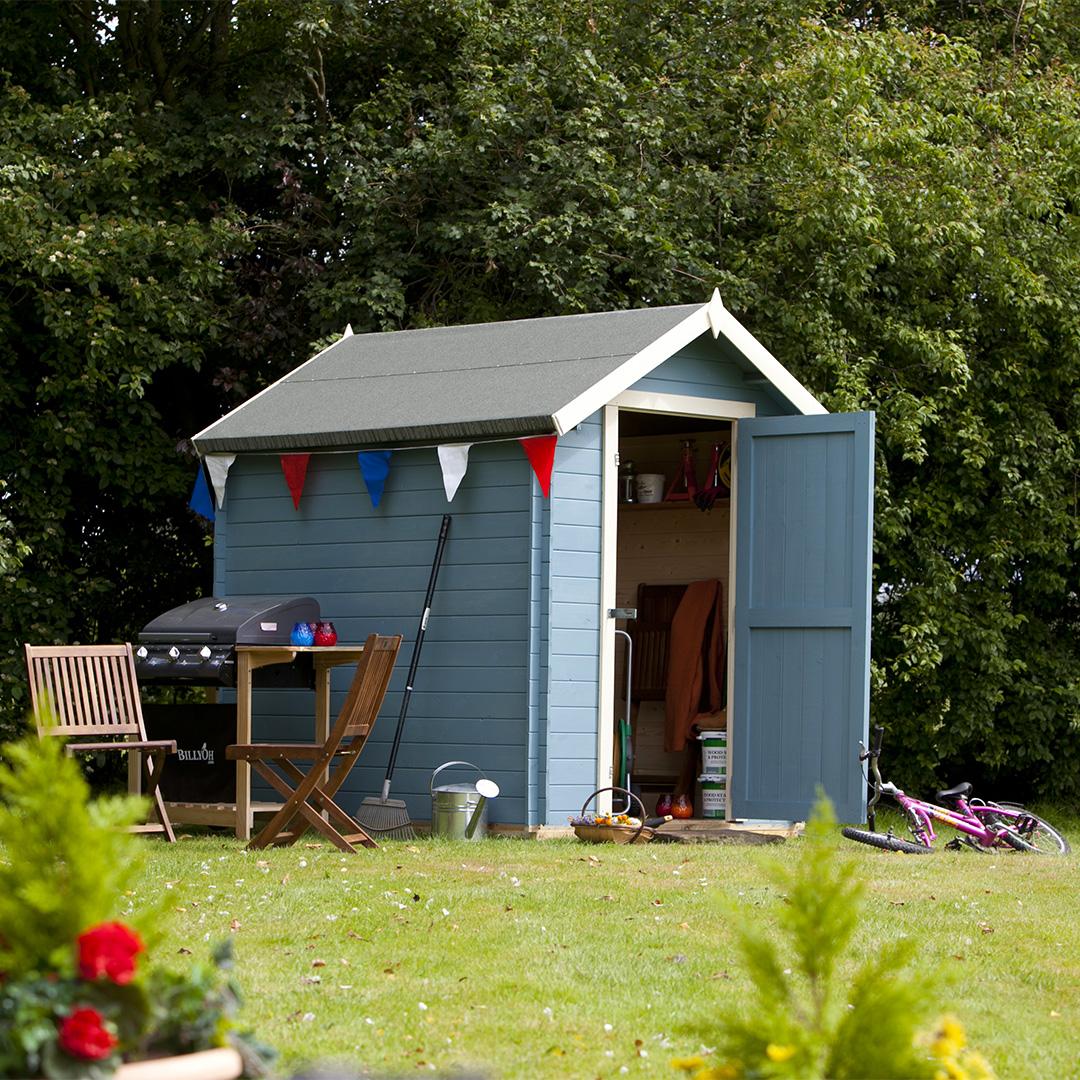 Garden Sheds John Lewis garden sheds from the gardening website