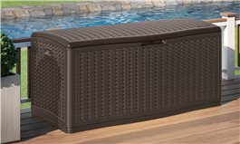 BillyOh Suncast Extra Large Double Walled Deck Box 469 litre