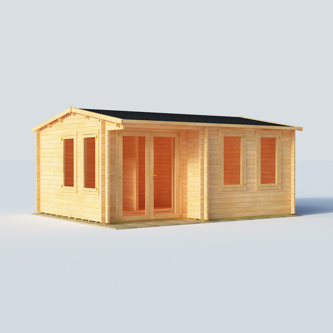 Image of BillyOh Kent Garden Office W5.0m x D4.0m 44mm