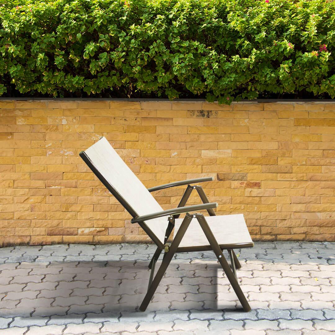 BillyOh 7-Position Dark Brown Recliner Chair