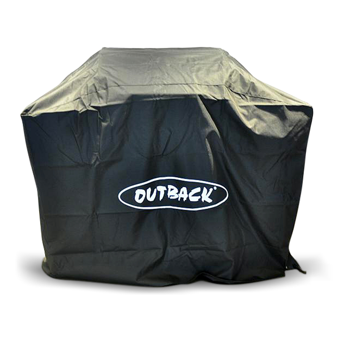 Outback BBQ Weather Cover - Meteor Jupiter Meteor SS Apollo 4 Burner BBQ Cover