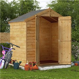 BillyOh Keeper Overlap Apex Shed