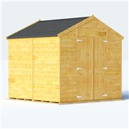 BillyOh Expert Tongue and Groove Apex Shed