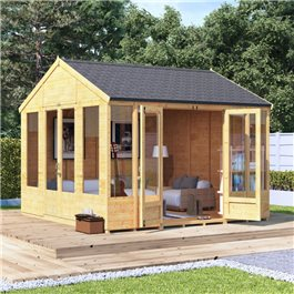 BillyOh Tessa Tongue and Groove Reverse Apex Summerhouse
