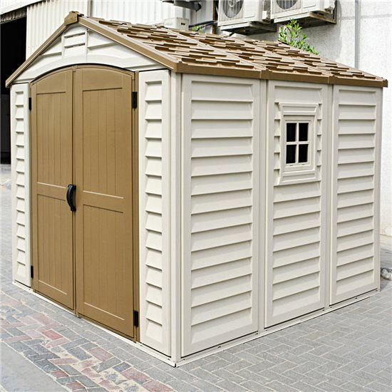 Billyoh DuraPlus Plastic Shed Inc Foundation Kit