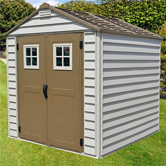 BillyOh StoreMax Plastic Shed Inc Foundation Kit