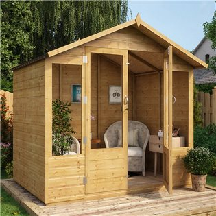 5x7 Norwell Tongue and Groove Summerhouse