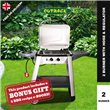 Outback Excel 300 Hooded Barbecue