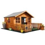 The BillyOh Mad Dash Lollipop Max Wooden Playhouse