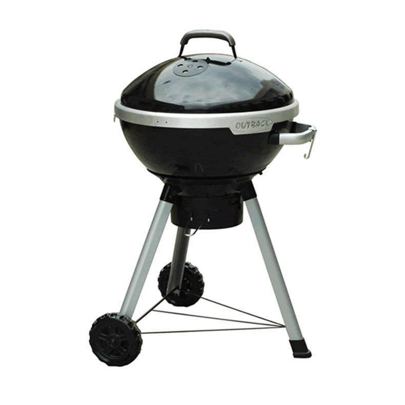 Outback Cook Dome 571 Charcoal BBQ Incudes Cover